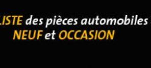 Trouvez sur autochoc.fr des pièces détachées neuves ou d'occasion pour votre Opel Agila